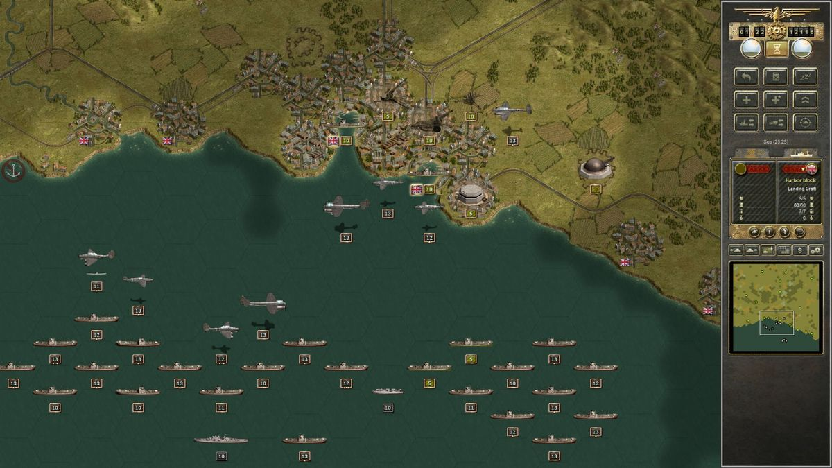 Panzer Corps Operation Sea Lion