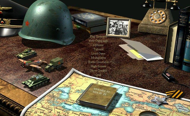 Panzer General 3 - история серии игр. Часть третья.