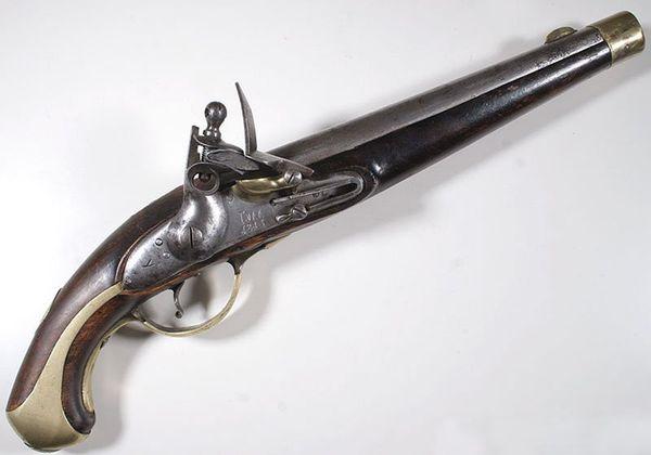 Пистолет кавалерийский