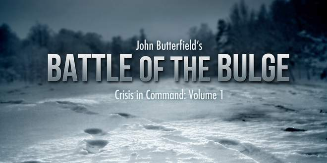 Battle of the Bulge - обзор игры