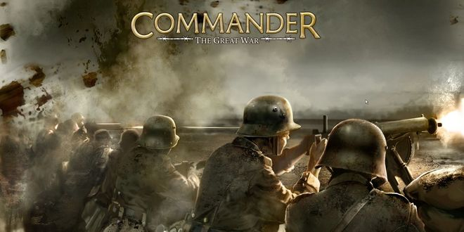 Commander The Great War - обзор игры