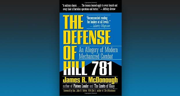 Defence of Hill 781 («Оборона Высоты 781») - рецензия на книгу