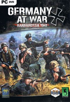 Germany at War Barbarossa 1941 box