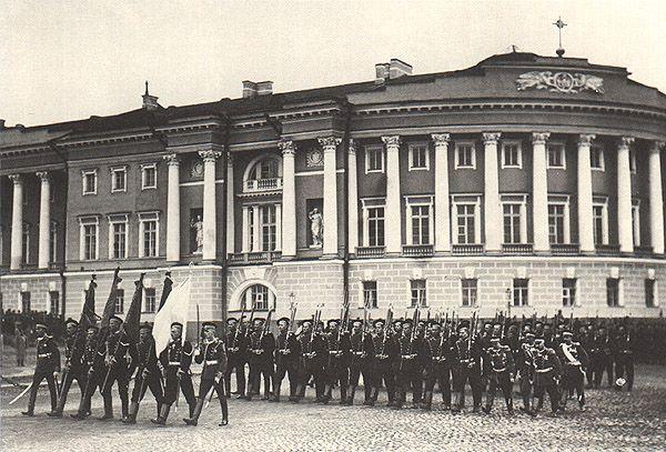 Лейб-гвардии Семеновский полк
