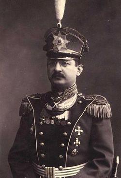Полковник Лейб-гвардии Семёновского полка