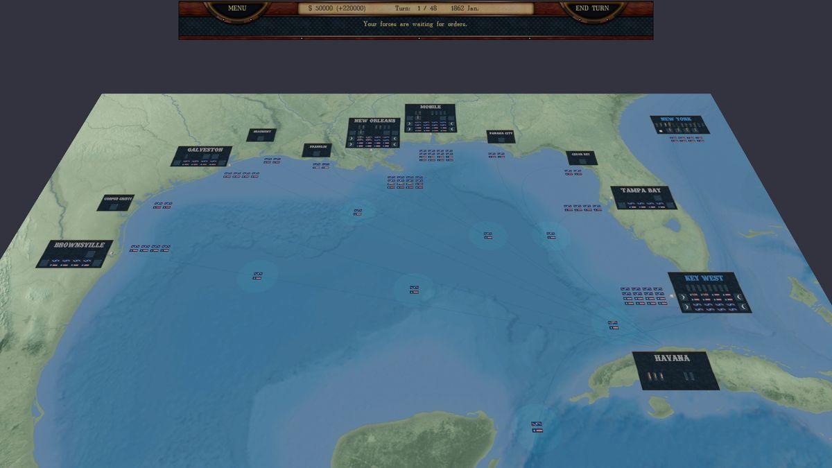 Ironclads 2 American Civil War 1
