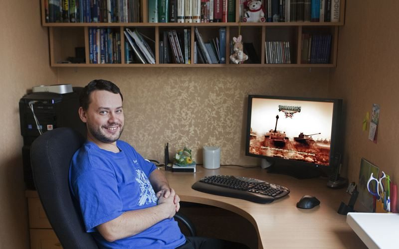 Интервью с основателем Panzer Corps - Александром Шаргиным