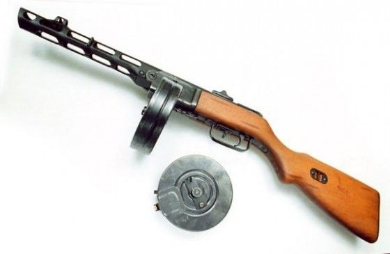 The PPSh-41