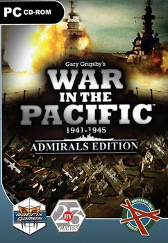 War in the Pacific Admiral's Edition