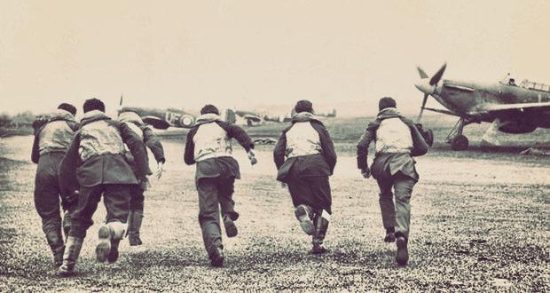 Воздушная битва за Британию