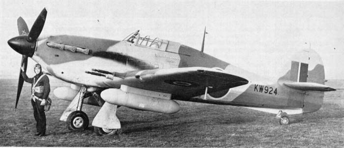"Hurricane IIC ""British Prudence"""