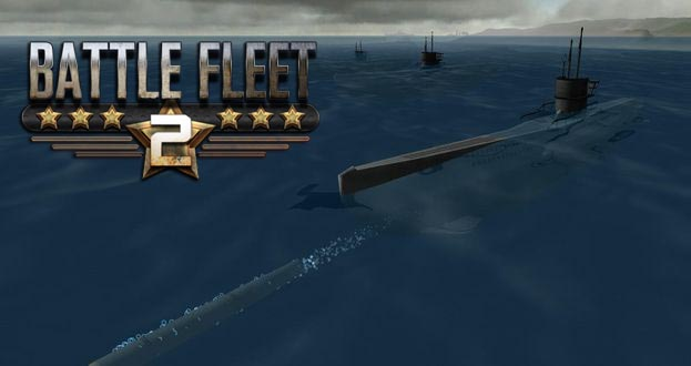 Battle Fleet 2 - обновление Atlantic!