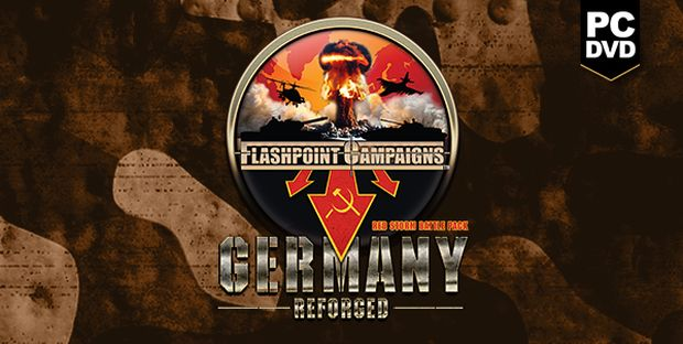 В разработке Flashpoint Campaigns: Germany Reforged