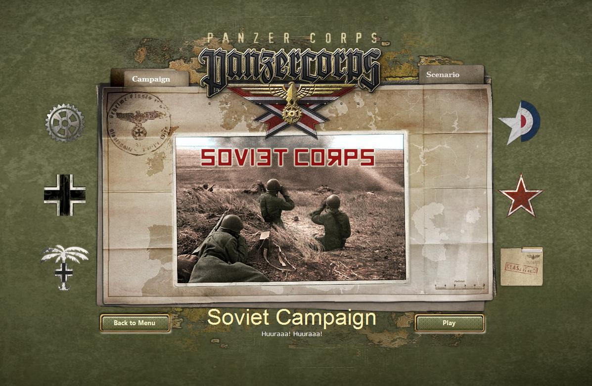 Soviet Corps 1