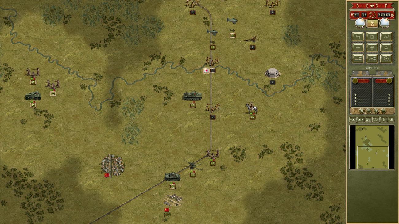 Soviet Corps 2