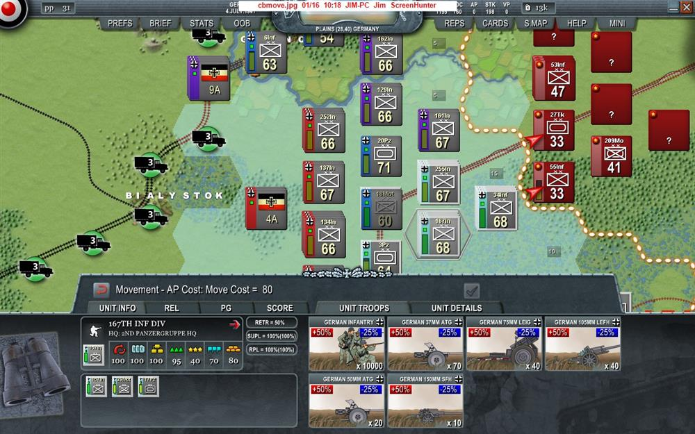 Decisive Campaigns-Barbarossa 13