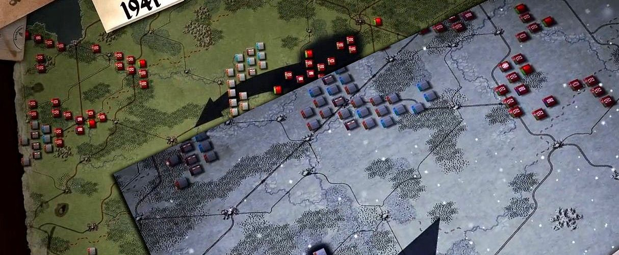 Decisive Campaigns Barbarossa - обзор игры