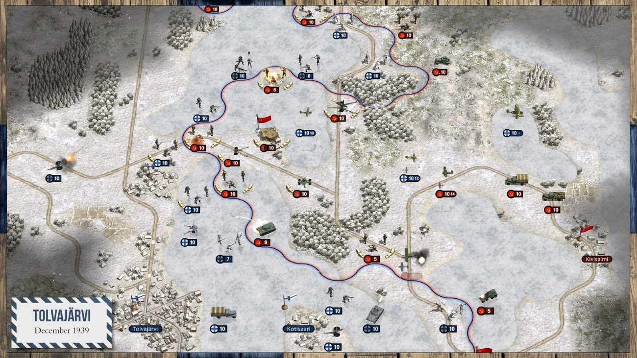 Order of Battle Winter War 1