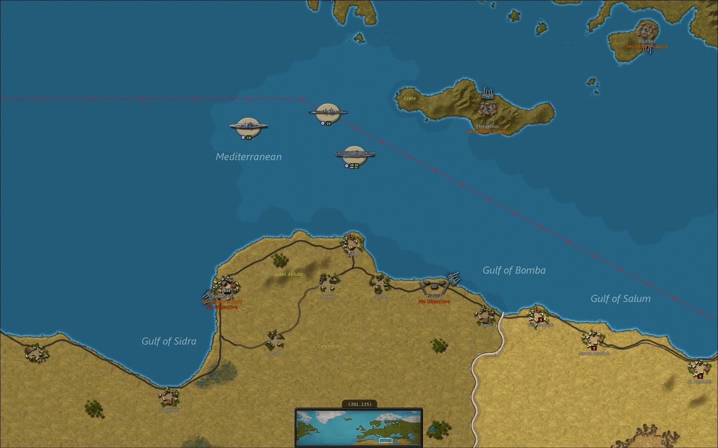 Strategic Command WWII: War in Europe FoW Shroud
