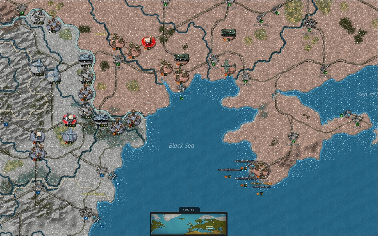 Strategic Command WWII War in Europe -05