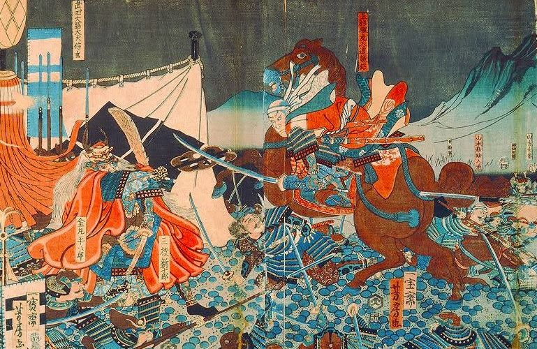 Обзор Sengoku Jidai: Shadow of the Shogun