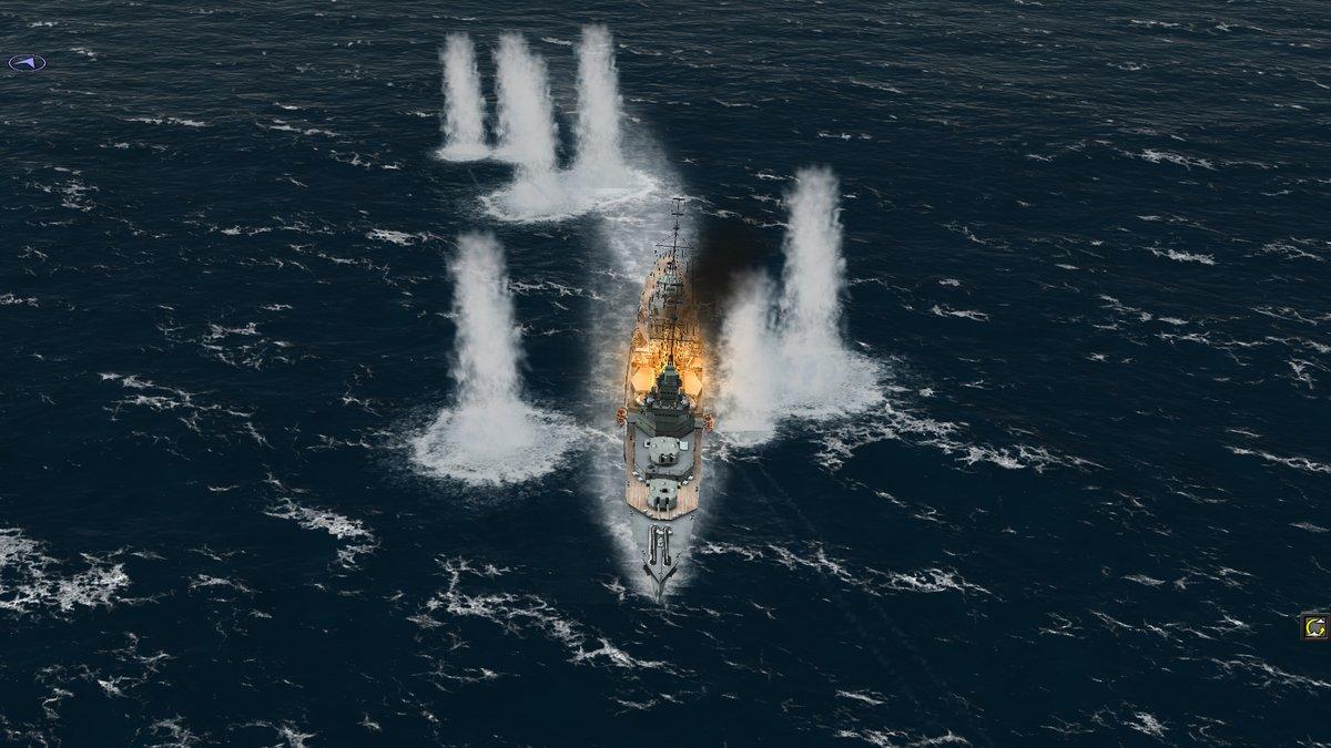 AtlanticFleet - гибель Норфолка
