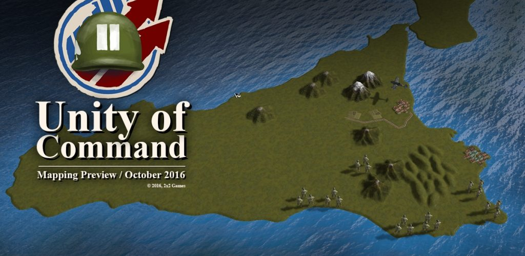 Unity of Command 2. Разработчики о создании карт.