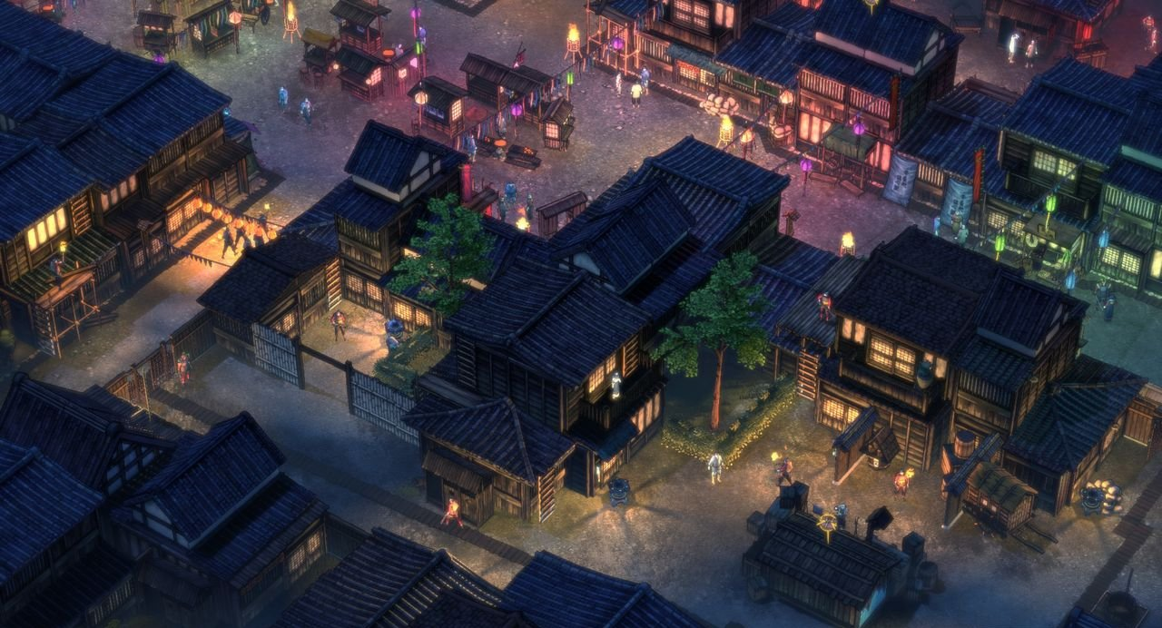 Shadow Tactics Blades of the Shogun
