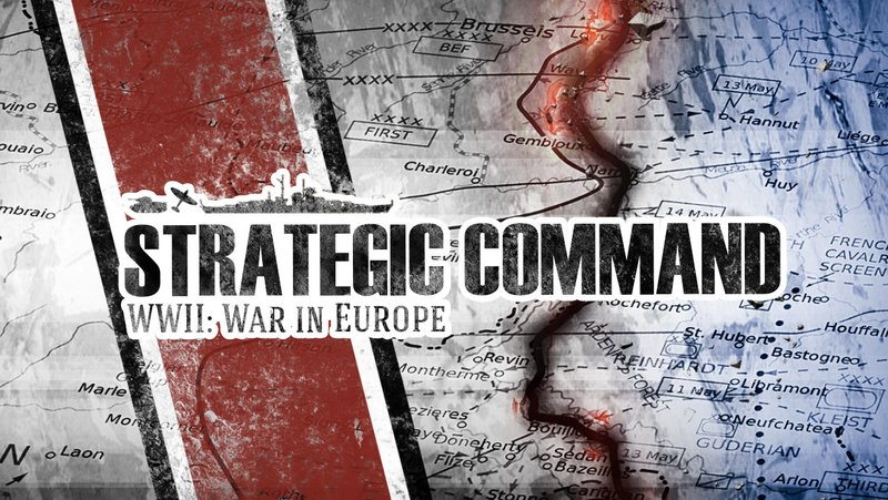 Обзор Strategic Command WWII: War in Europe