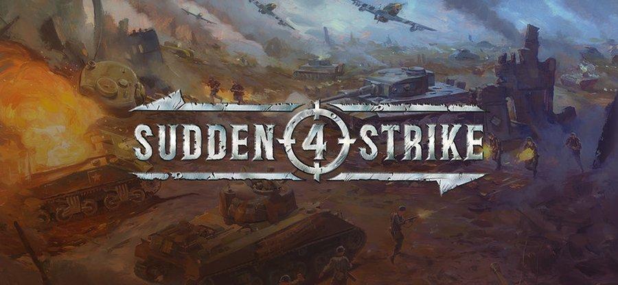 Sudden Strike 4 появился в продаже