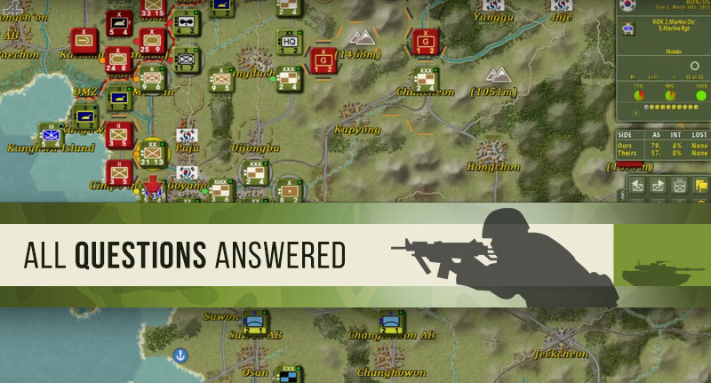 The Operational Art of War IV в вопросах и ответах