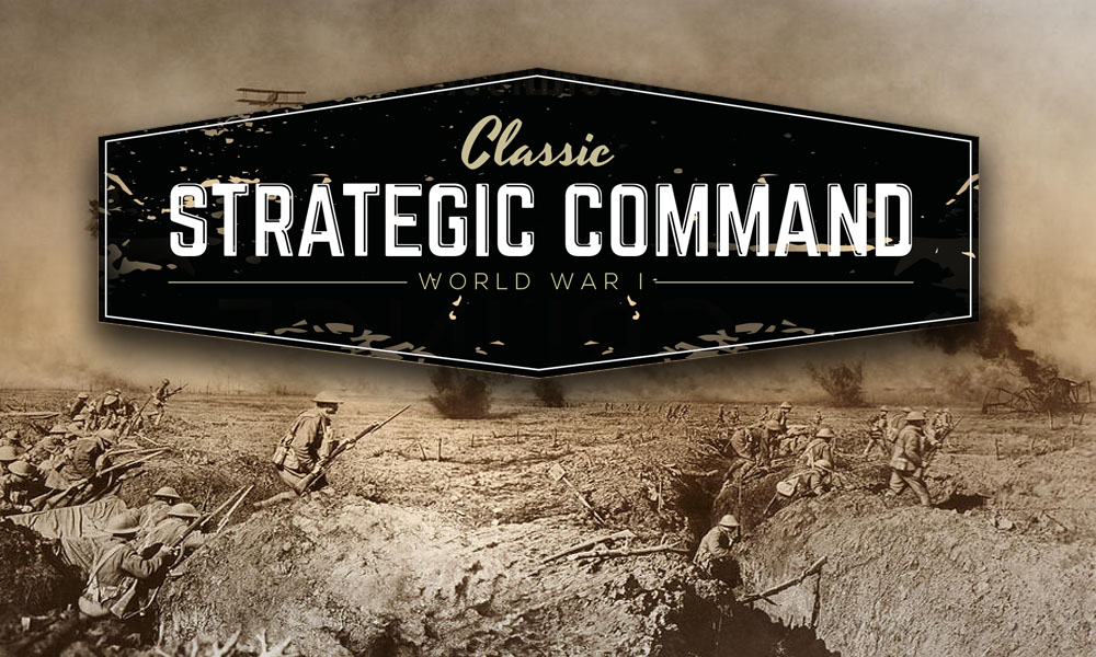 Matrix Games переиздаст Strategic Command WWI