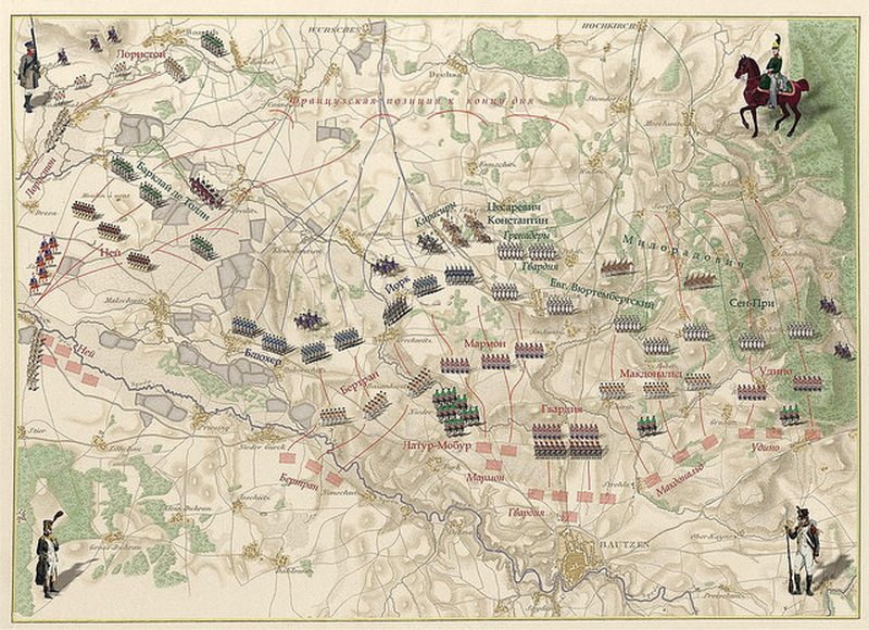 The Battle of Bautzen – May 20-21, 1813