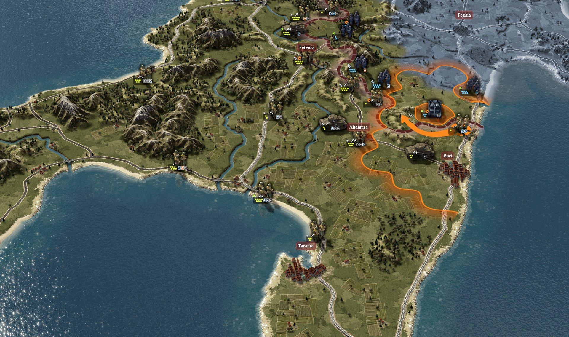Unity of Command 2 — дневники разработчиков 14