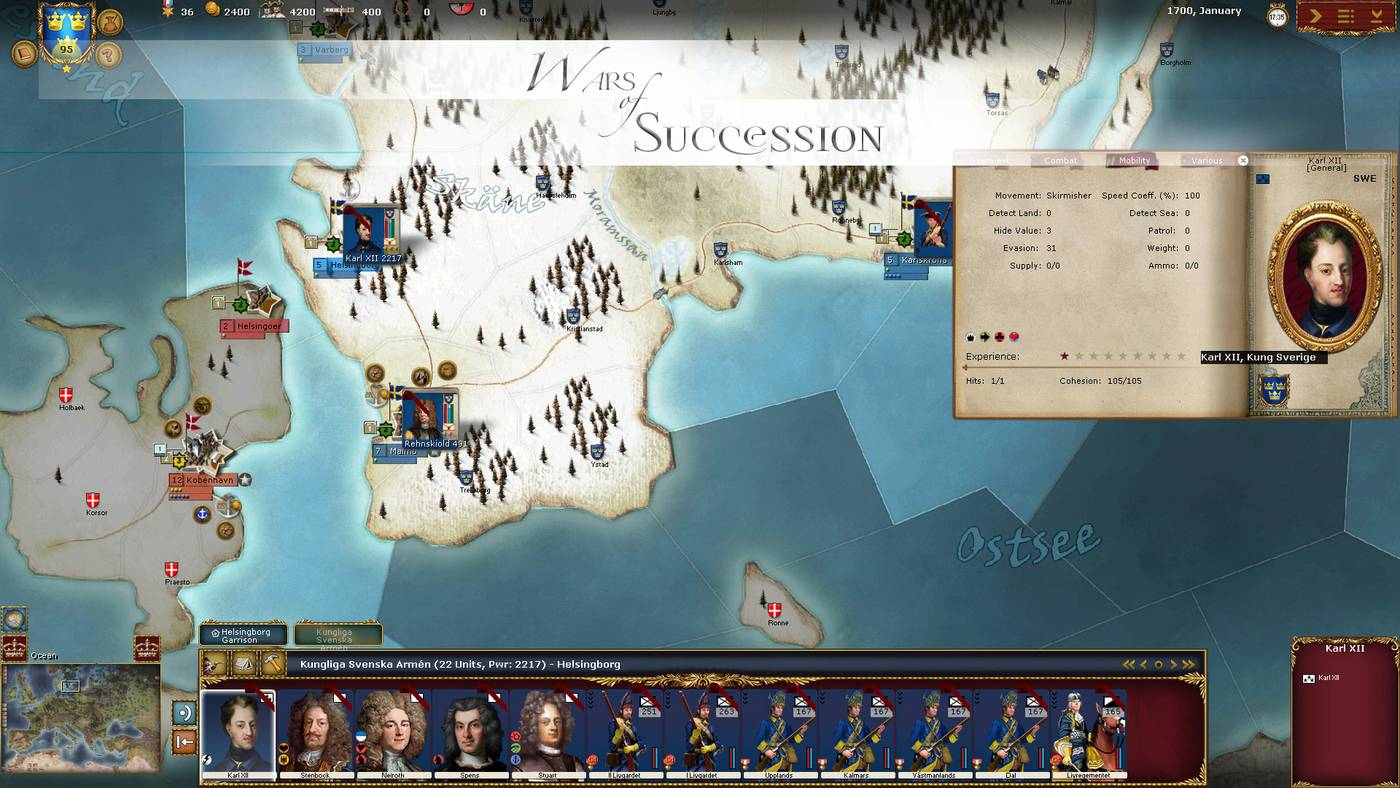 Wars of Succession