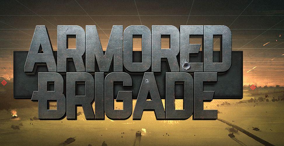 В разработке варгейм Armored Brigade