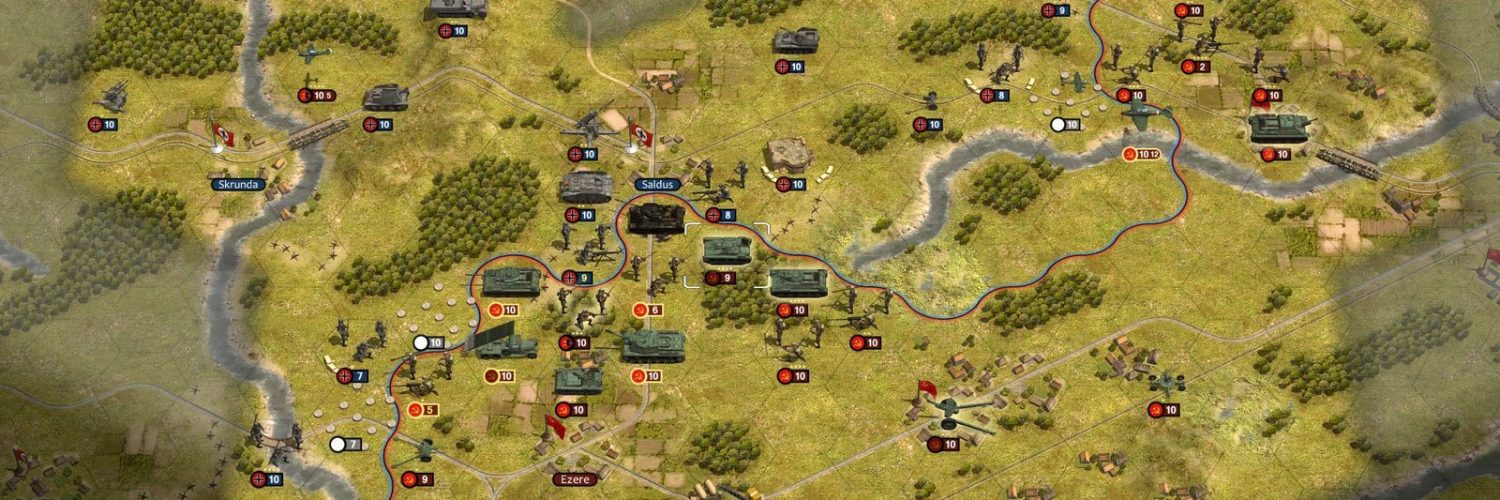 Курляндский котел 1944 - сценарий для Order of Battle: WW2