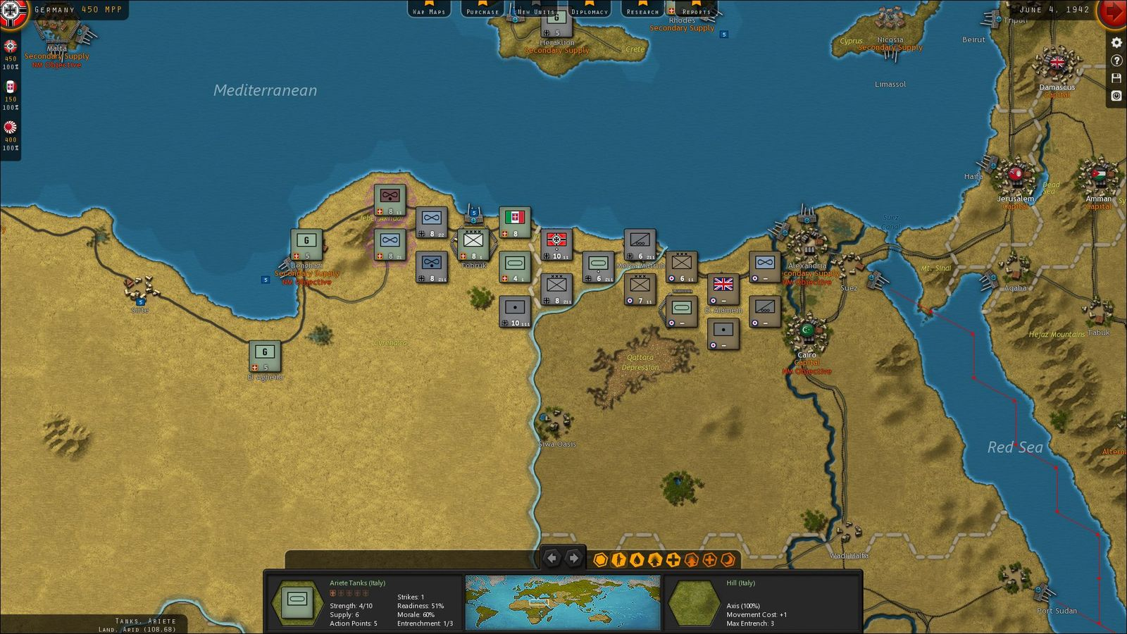 Strategic Command WWII World at War