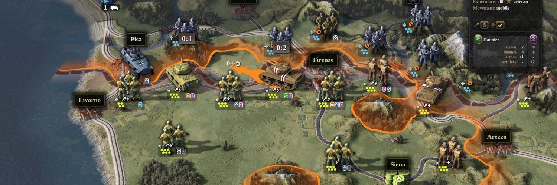 Unity of Command 2 — дневники разработчиков 18