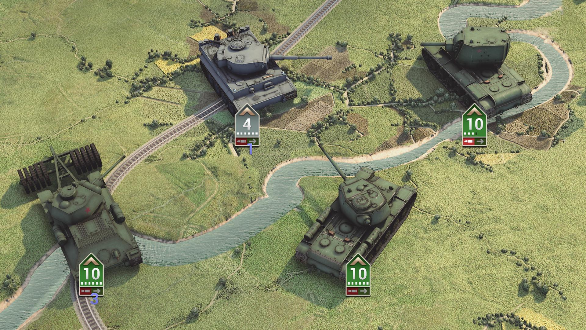 Panzer Corps 2 - рождественские дневники разработчиков #7!
