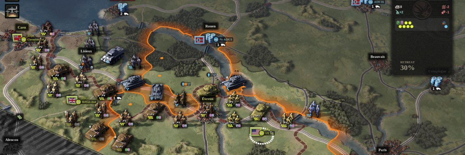 Developer Diary 21 – Unity of Command II
