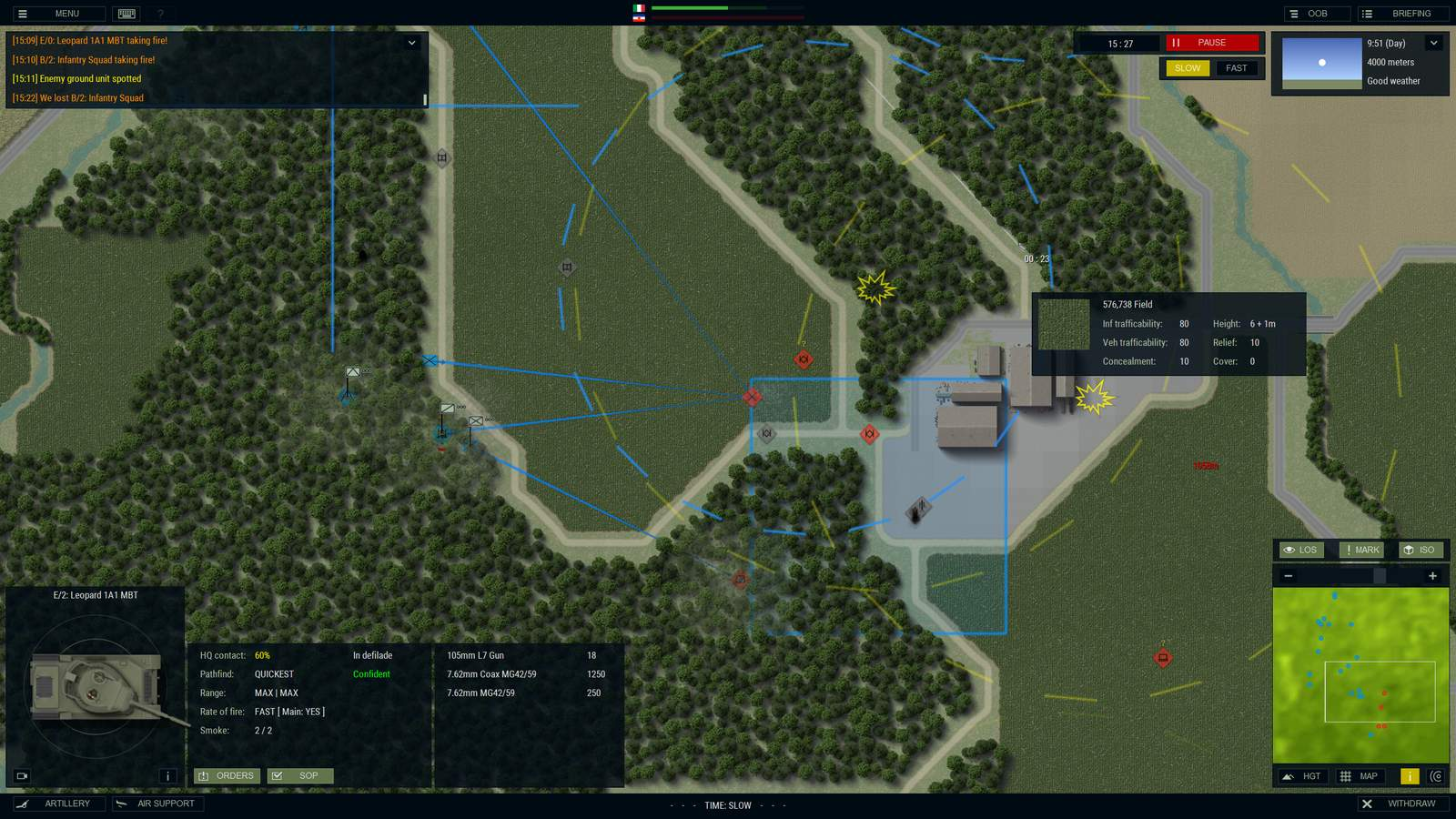 Armored Brigade Nation Pack: Italy - Yugoslavia