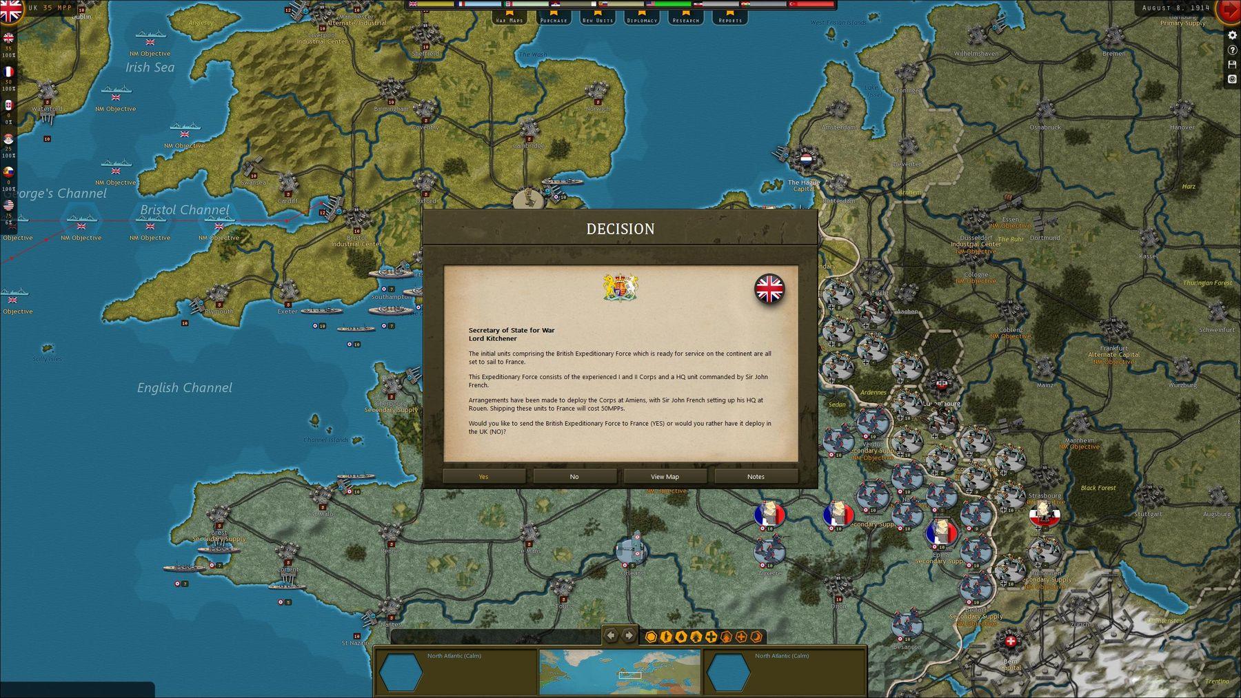 Strategic Command: World War I