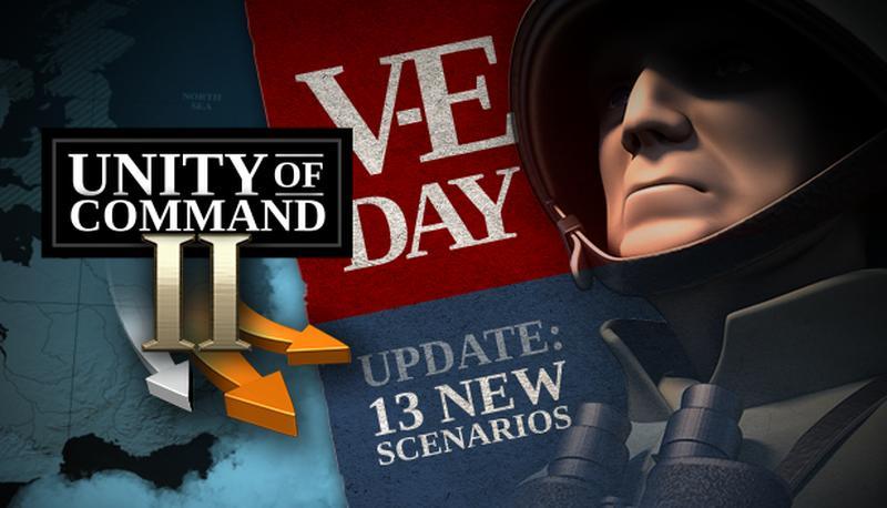 Крупное обновление для Unity of Command 2