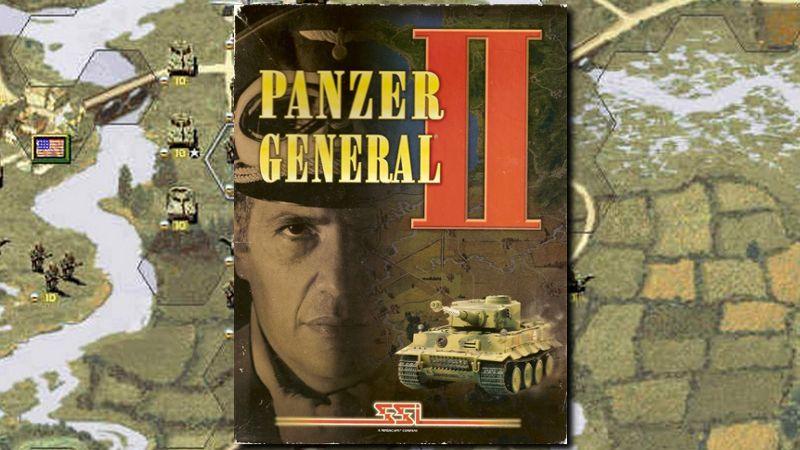 Panzer General 2 - история серии игр. Часть вторая.