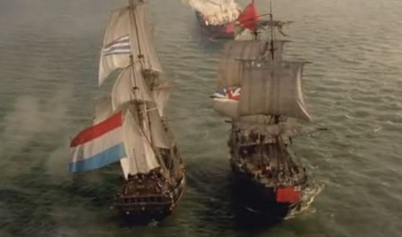 Адмирал Michiel de Ruyter