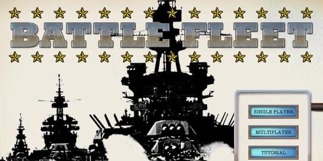 Battle Fleet - обзор игры для iPad