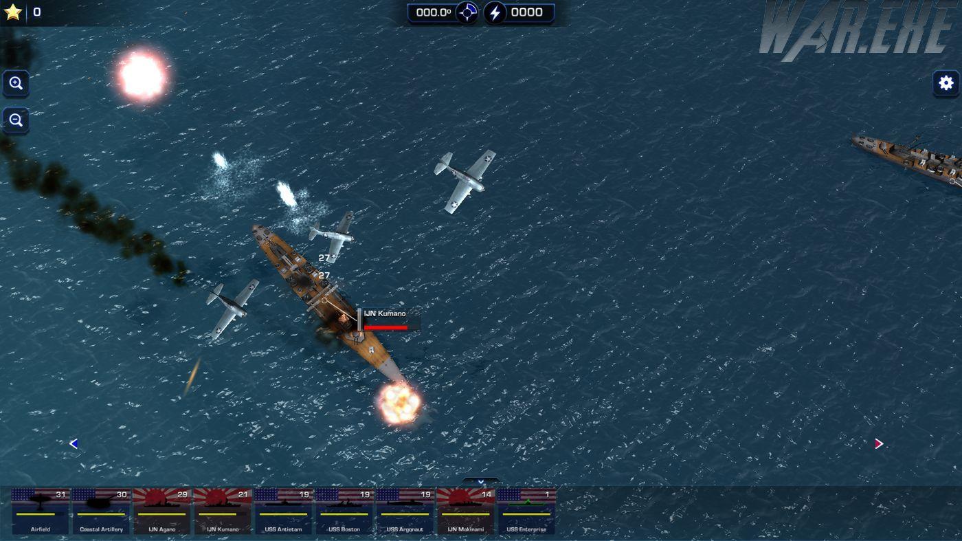 Battle Fleet 2 - обзор игры