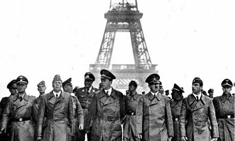 Гитлер дошел до Парижа благодаря грамотной методике применения войск, а отнюдь не техническому превосходству.
