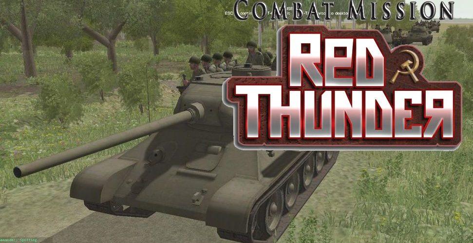 Combat Mission: Red Thunder - обзор игры